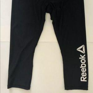 Reebok Women's Quick Capri Leggings